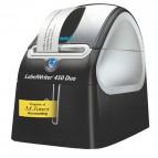 Dymo LabelWriter 450 Duo - taglio manuale/automatico - 71 etichette/minuto - S0838940