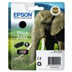 Originale Epson inkjet cartuccia A.R. elefante Claria Photo HD 24XL - 10 ml - nero - C13T24314012