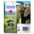Originale Epson inkjet cartuccia A.R. elefante Claria Photo HD 24XL - 8,7 ml - magenta - C13T24334012