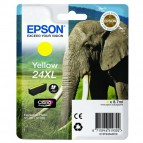 Originale Epson inkjet cartuccia A.R. elefante Claria Photo HD 24XL - 8,7 ml - giallo - C13T24344012