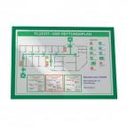 Cornici adesive Duraframe® Durable - A3 - verde - 4873-05 (conf.2)