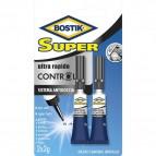 Super Bostik Universale 2x3 g - 3 g x 2 - D2730