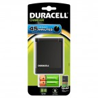 Caricabatterie Duracell - Veloce - 45 min. - CEF27