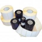 KIT etichette-ribbon Etiform - 30x20 - 6408 - 2 - 1/2'' - K030x020x050R1 (conf.2 ribbon; 6408 etic.)