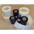 KIT etichette-ribbon Etiform - 100x100 - 1476 - 2 - 1/2'' - K100x100x050R2 (conf.2 ribbon; 1476 etic.)