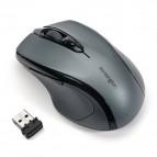 Mouse wireless Pro Fit™ di medie dimensioni Kensington - grigio grafite - K72423WW