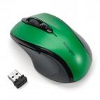 Mouse wireless Pro Fit™ di medie dimensioni Kensington - verde smeraldo - K72424WW