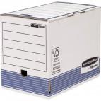 Contenitore archivio A4 Bankers Box System Fellowes - dorso 200mm - 0028501 (conf.10)