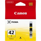 Originale Canon inkjet serb. ink. Chromalife 100+ CLI-42 Y - 13 ml - giallo - 6387B001