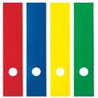 Copridorso CDR P - PVC adesivo - verde - 7x34,5 cm - Sei Rota - conf. 10 pezzi