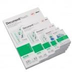 Pouches - jumbo card - 75x105 mm - 2x125 micron - GBC - scatola 100 pezzi