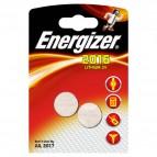 Pile Energizer Specialistiche - Litio - CR2016 - 3 V - E301021900 (conf.2)