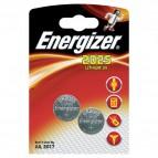 Pile Energizer Specialistiche - Litio - CR2025 - 3 V - E301021500 (conf.2)