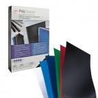 Copertine PolyOpaque - A4 - 300 micron - PPL - bianco coprente - GBC - scatola 100 pezzi