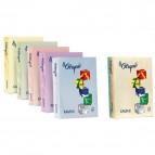 Carta colorata Le Cirque Favini - Colori tenui - 160 g/mq - assortiti 5 colori - A74x304 (risma250)