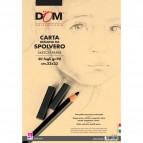 Carta Spolvero CWR - 33x50 cm - 90 g/mq - 50 fogli - 1033