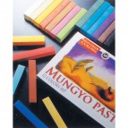 Gessi scolastici antipolvere CWR - 1x1x6,5 cm - assortiti - Quadrati - MY/MCP12 (conf.12)