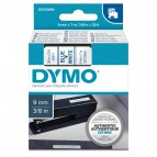 Nastro D1 409140 - 9 mm x 7 mt - blu/bianco - Dymo