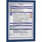Cornici adesive Duraframe® Durable - A4 - blu - 4872-07 (conf.2)