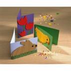 Cartone Ondulato Cannetè CWR - 50x70 cm - bianco - 2206/6 (conf.10)
