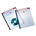 Busta rubricabile Click 'n File Jumbo Tecnostyl - AR23 (conf.5)