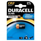 Pile Duracell Ultra M3 Photo per macchine professionali  - CR2 - 3 V - CR2
