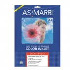 Carta Cad/Grafica Inkjet - 914 mm x 30 mt - 190 gr - lucida - bianco - As Marri