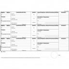 Registro carico-scarico rifiuti Semper Multiservice - 297x215 mm - 100 fogli - SE165820000