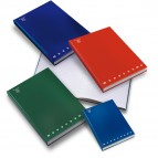 Maxiquaderno Monocromo - A4 - quadretto 5mm - 60 fogli - 80gr - cartonato - Pigna
