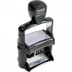 Timbro autoinchiostranti professional Trodat - 56x33 mm -  per farmacia - 9038