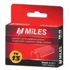 Punti TR 13 mm. 6 Miles 6013 (conf.1000)