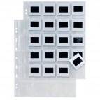 Buste Porta Diapositive Sei Rota - 20 Spazi (5,5x5,5 cm) - 662514 (Conf.10)
