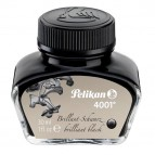 Inchiostro stilografico 4001 - lunghezza 39mm - nero - 30ml - Pelikan