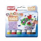 Tempera Solida Per Tessuti Textil One Maped - 10401 (Conf.6)