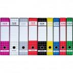 Registratore New Color Brefiocart - Protocollo - 5 cm - 23x33 cm - Grigio - 0201183.Gr