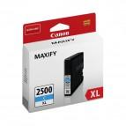 Originale Canon inkjet cartuccia alta densità PGI-2500XL C - 19,3 ml - ciano - 9265B001