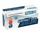 Punti Rapid Special Electric - 44/8 - acciaio zincato - metallo - Rapid - conf. 5000 pezzi