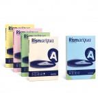 Carta Rismacqua - A3 - 200 gr - mix 5 colori - Favini - conf. 125 fogli