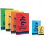 Schizza e strappa Favini - 10,5x14,8 cm - 50 g/mq - 150 fogli - A200706