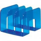Portacataloghi Trend Durable - blu traslucido - 1701395540