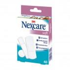 Cerotti Nexcare - Soffice - 40 cerotti - assortito - 7129 (conf.40)