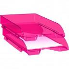 Vaschette portacorrispondenza CepPro Happy CEP - rosa indiano - 2112479