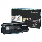 Originale Lexmark 12016SE Toner return program nero