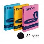 Carta Rismaluce - A3 - 200 gr - nero 63 - Favini - conf. 125 fogli