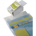 Buste trasparenti Soft Sei Rota - 10x13,5 cm - 651013 (conf.100)