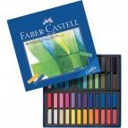 Creta Soft Pastel Creative Studio Faber Castell - assortiti - 128248 (conf.48)