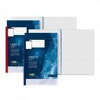 Portalistini personalizzabili Uno TI Sei Rota - F.to 15x21 cm - 72 buste - blu - 55157207