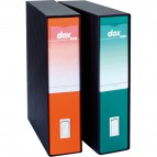 Registratori Dox 2 - 8 cm - arancio - D26202
