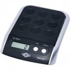 Bilancia Optimo 2000 Wedo - 23x15x4 cm - portata 2 kg - scala 1 g - V200025