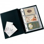 Portabiglietti da visita Minivisita Sei Rota - 120 - nero - 57081710
